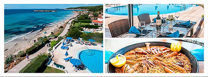 Apartamentos Vistamar y Restaurante Don Tomás