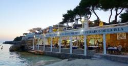Restaurante Sa Cova de Cala Blanca