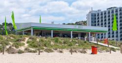 Ses Garces beach bar